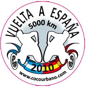Logo Vuelta a España 2010